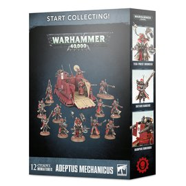 Games Workshop Start Collecting! Adeptus Mechanicus