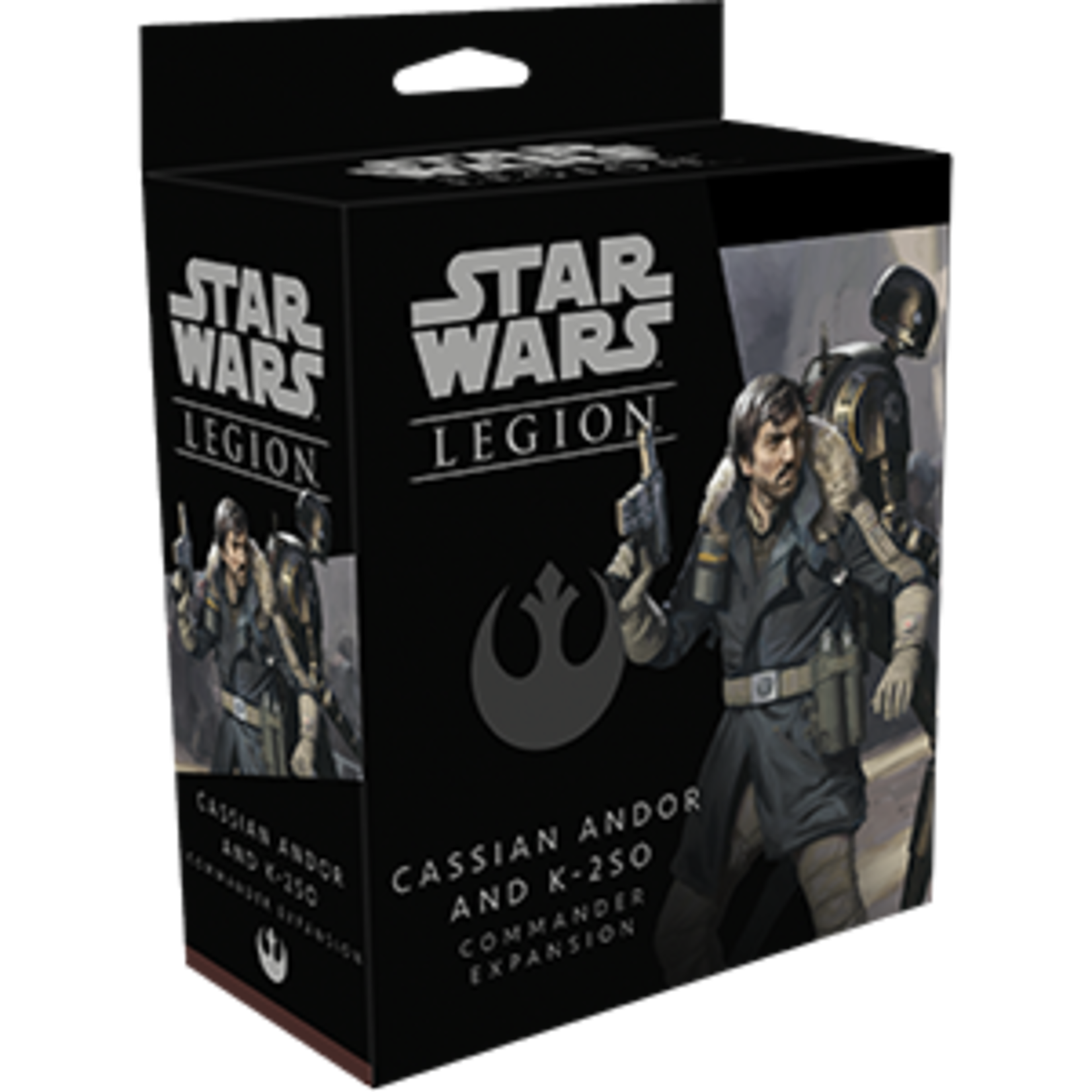 Asmodee Cassian Andor and K-2SO Expansion