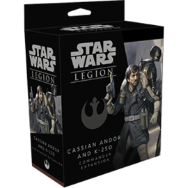 Fantasy Flight Games Cassian Andor and K-2SO Expansion