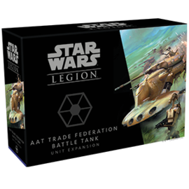 Fantasy Flight Games AAT Trade Federation Battle Tank Unit Expansion