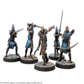 Elder Scrolls Call To Arms: Stormcloak Plastic Faction Starter