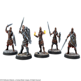 Elder Scrolls Call To Arms: Imperial Legion Plastic Faction Starter