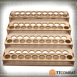 TTCombat Vallejo Mega Paint Rack 76