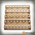TTCombat Vallejo Paint Rack 40