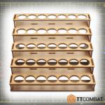 TTCombat P3/CDA Paint Rack 35