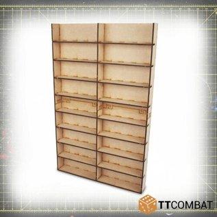 TTCombat Citadel Paint Shelf 72