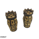 TTCombat Painting Grips (25mm Round)