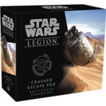 Asmodee Crashed Escape Pod Battlefield Expansion