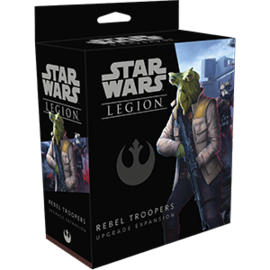 Fantasy Flight Games Rebel Troopers Upgrade Expansion