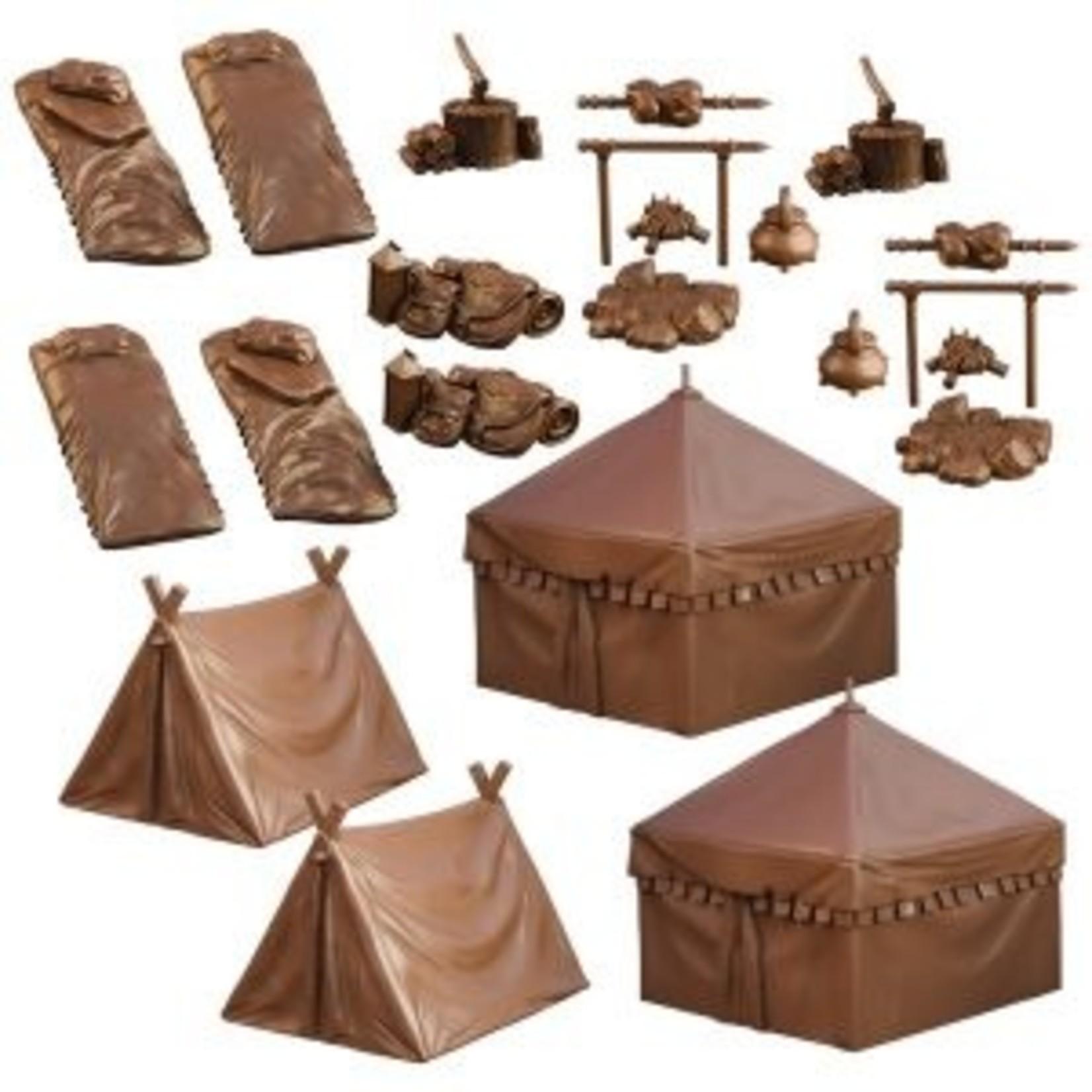 Mantic Games TC: Military Campsite