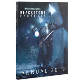 Games Workshop Blackstone Fortress: Annual 2019