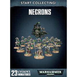 Games Workshop Start Collecting! Necrons