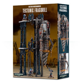 Games Workshop Sector Mechanicus Tectonic Fragdrill