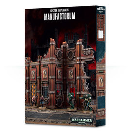 Games Workshop Sector Imperialis: Manufactorum