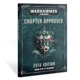 Games Workshop Chapter Approved 2019