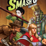 AEG Smash Up: Oops, You Did It Again