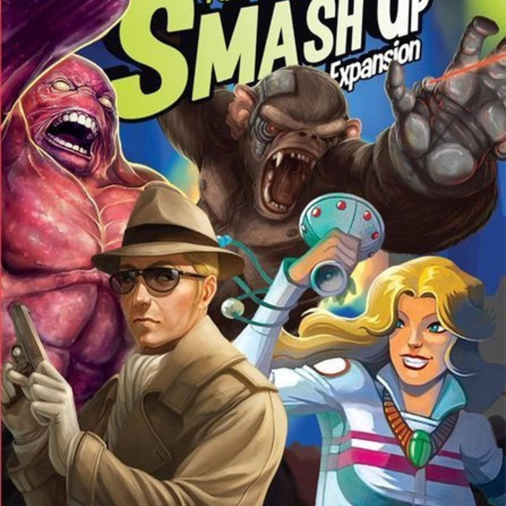 AEG Smash Up: Science Fiction Double Feature
