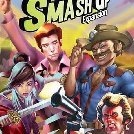 AEG Smash Up: That 70's Expansion