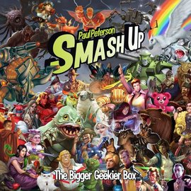 AEG Smash Up: The Bigger Geekier Box