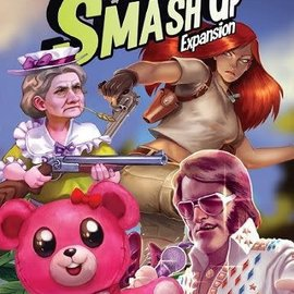AEG Smash Up: What Were We Thinking?