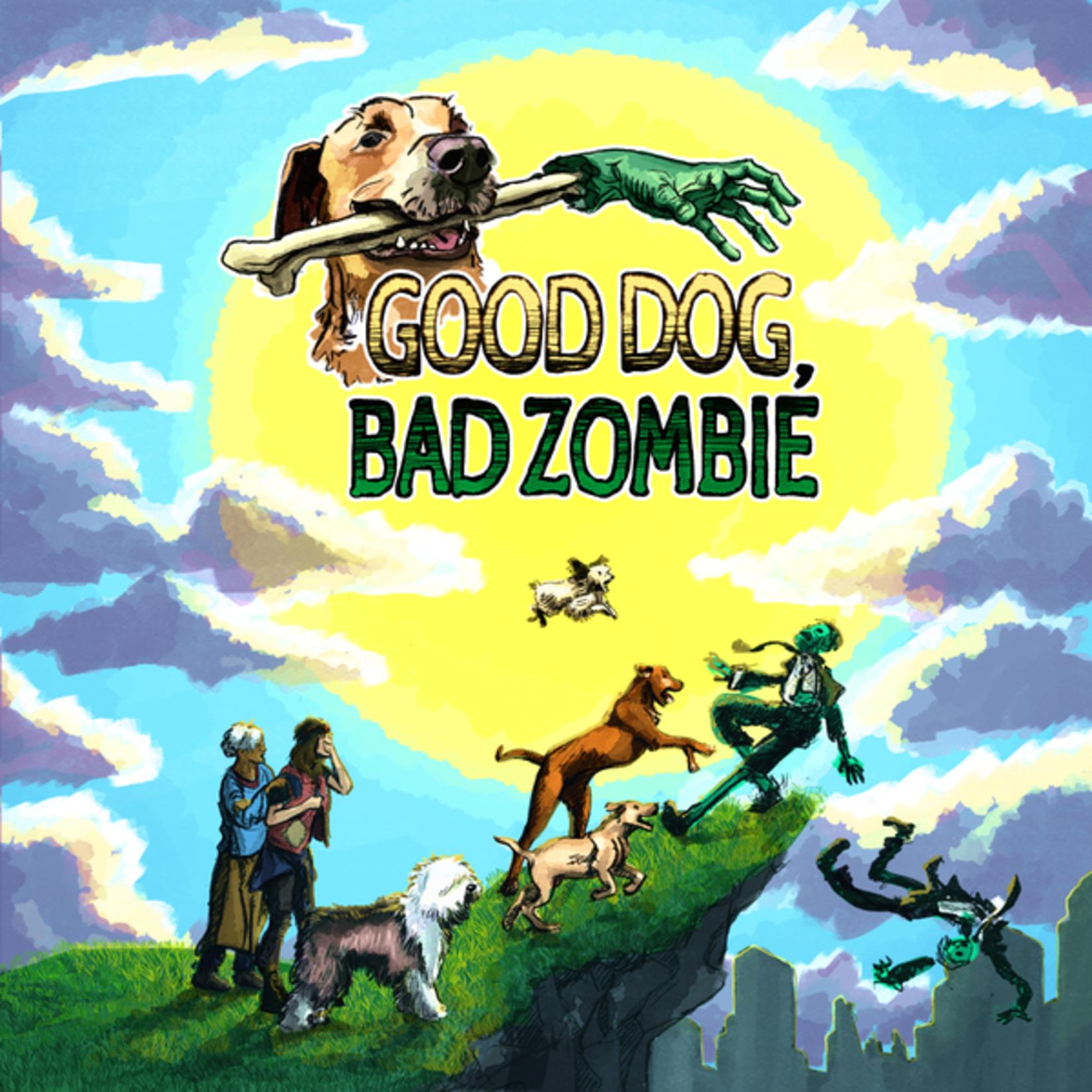 TESA Good Dog, Bad Zombie