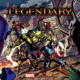 Marvel Legendary: A Marvel Deck Building Game