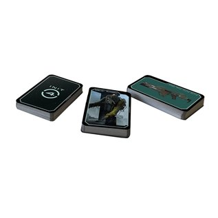 Alien RPG Custom Card Deck