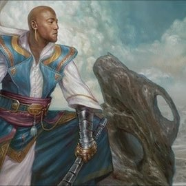 Ultra Pro Teferi, Mage of Zhalfir Playmat