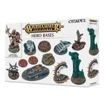 Games Workshop Age Of Sigmar Hero Bases