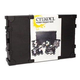 Games Workshop Citadel Hobby Project Box