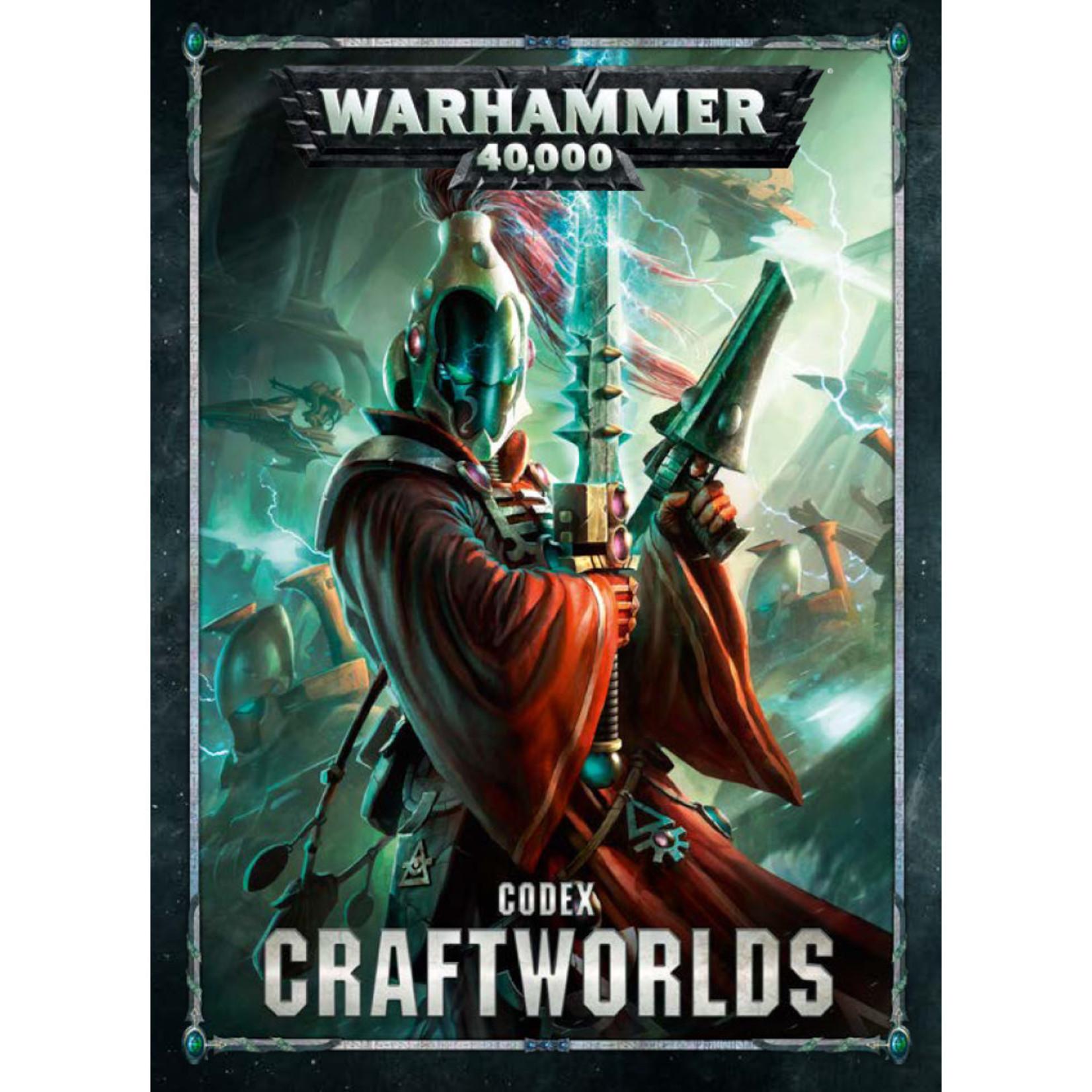 Games Workshop Codex: Craftworlds