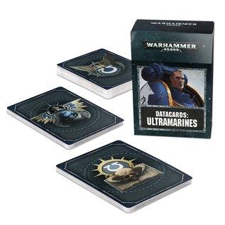 Games Workshop Datacards: Ultramarines