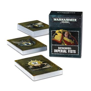 Games Workshop Datacards: Imperial Fists