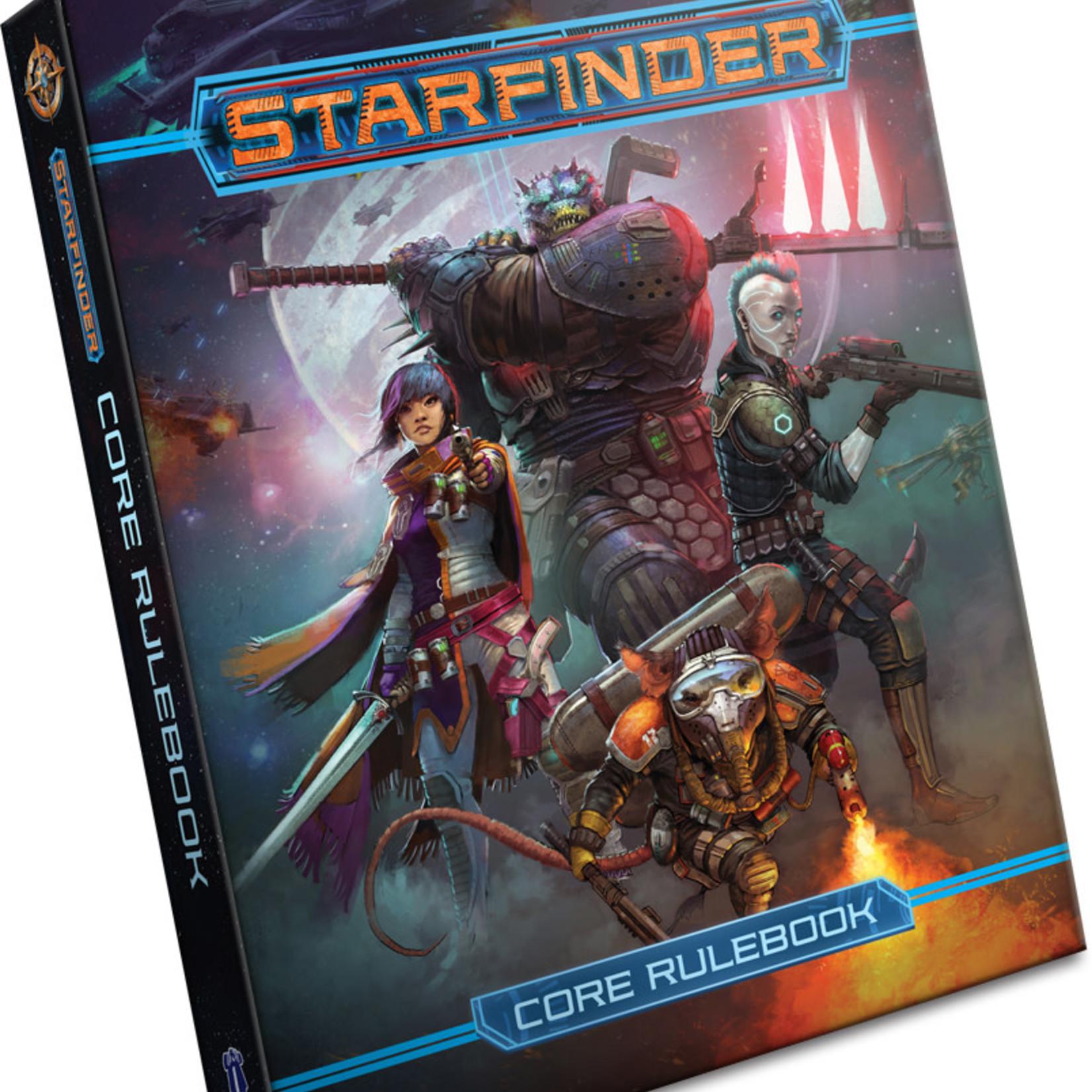 Paizo Starfinder: Core Rulebook