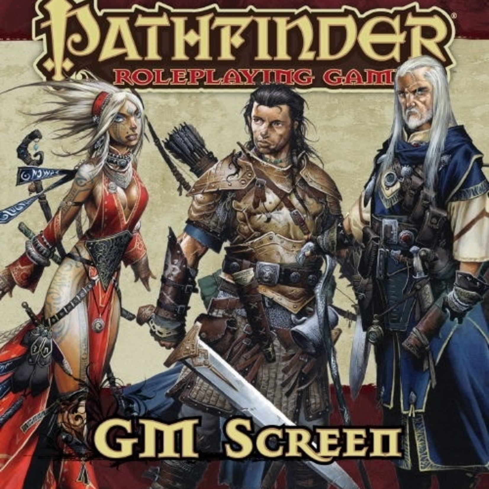 Paizo Pathfinder GM Screen