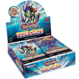 Toon Chaos Booster Box Display
