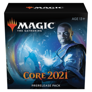 Wizards of the Coast Core 2021 Prerelease Pack