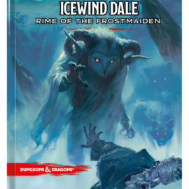 Wizards of the Coast PREORDER - D&D Icewind Dale: Rime of the Frostmaiden (Sept 15th)