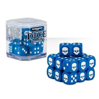 Games Workshop Citadel 12mm Dice Set (Blue)