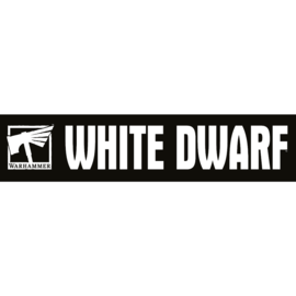 Games Workshop White Dwarf 12 Month Subscription