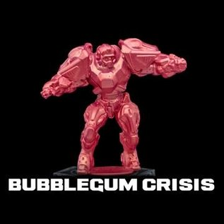 Turbo Dork Bubblegum Crisis (Turboshift)