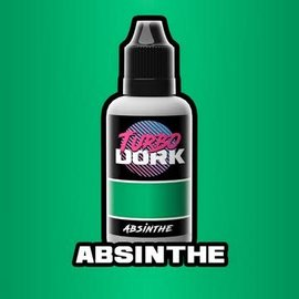 Turbo Dork Absinthe (Metallic)