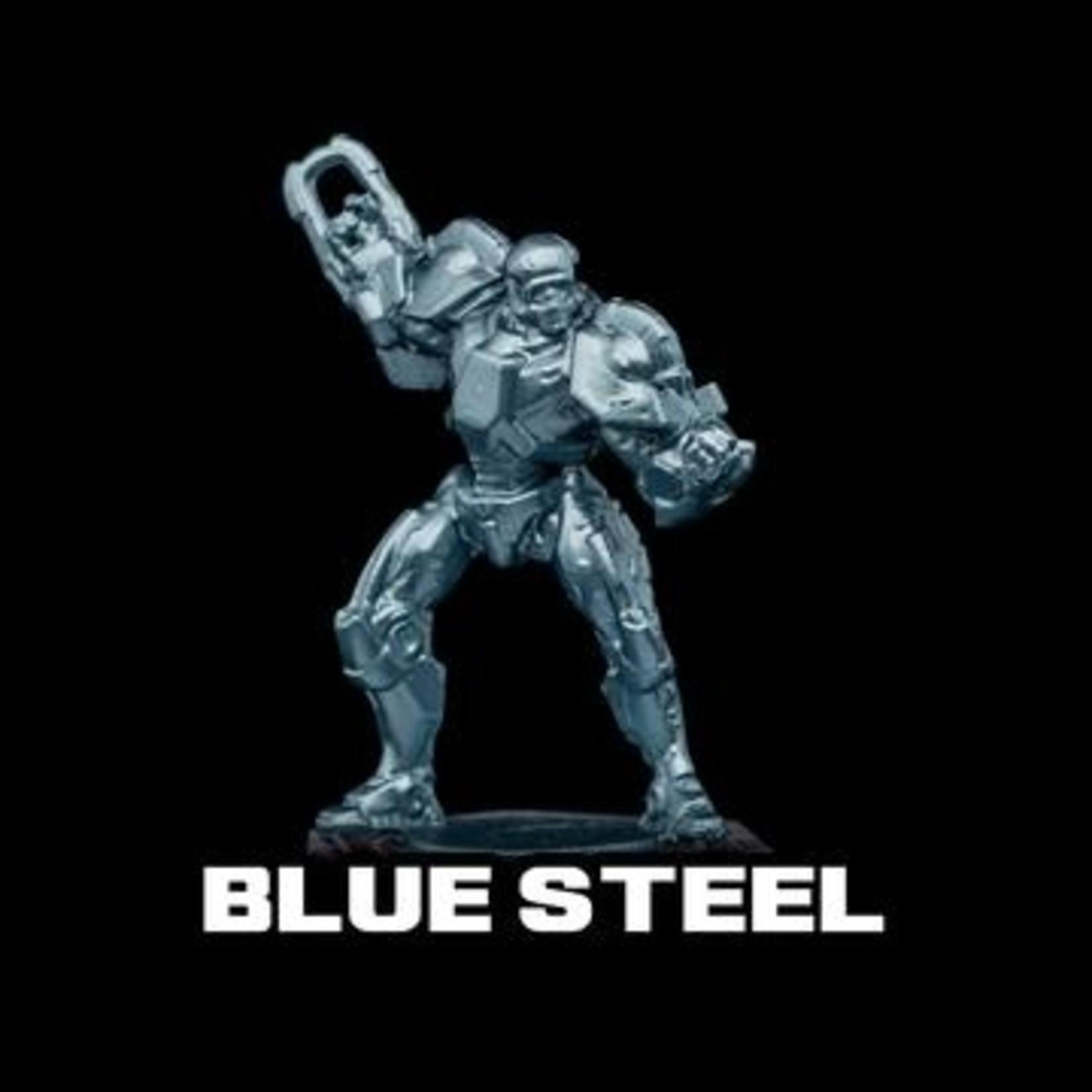 Turbo Dork Blue Steel (Metallic)