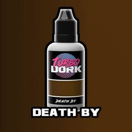 Turbo Dork Death By (Metallic)