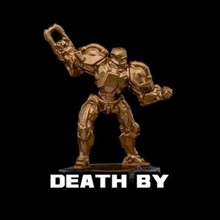 Turbo Dork Death By (Metallic)