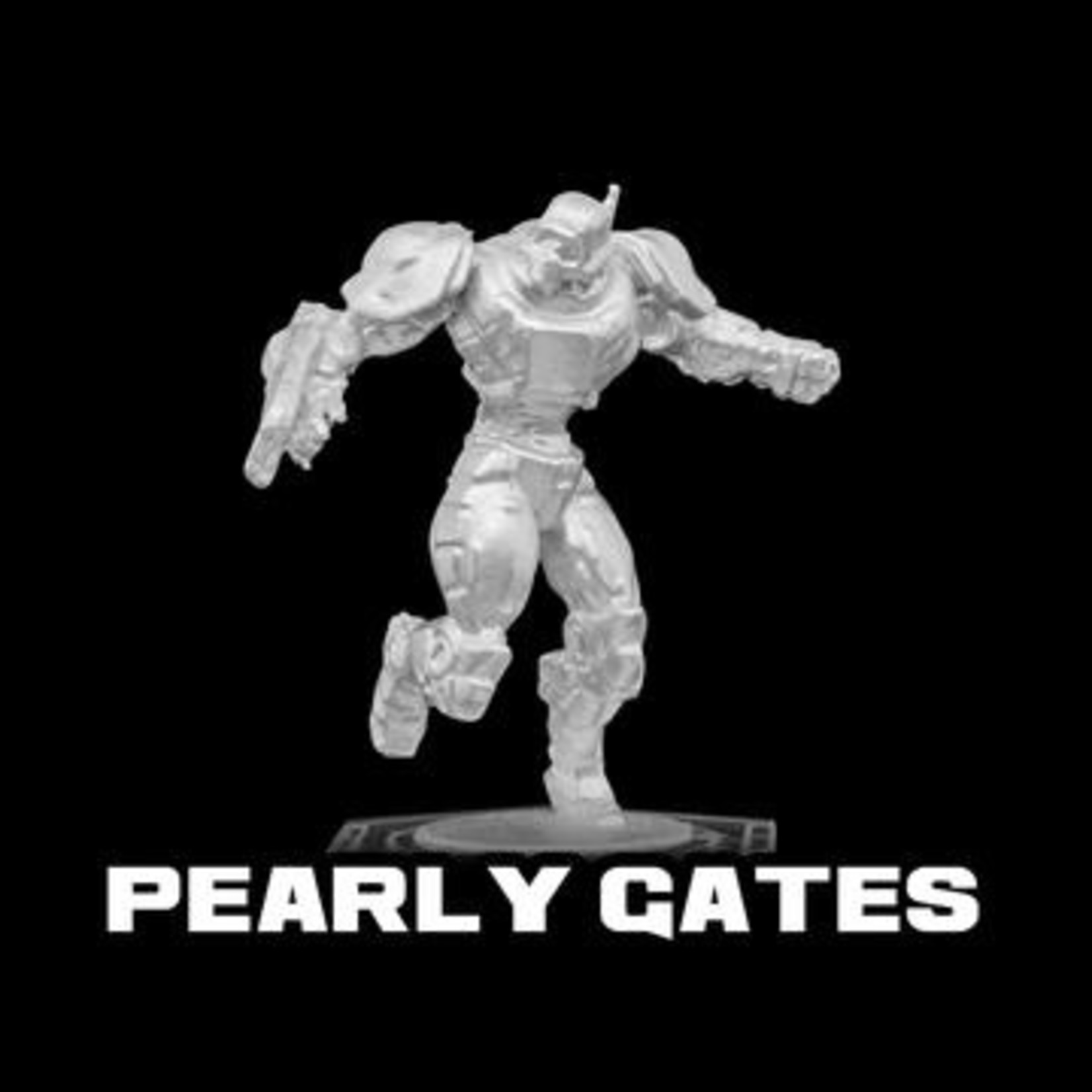 Turbo Dork Pearly Gates (Metallic)