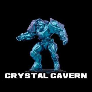 Turbo Dork Crystal Cavern (Turboshift)