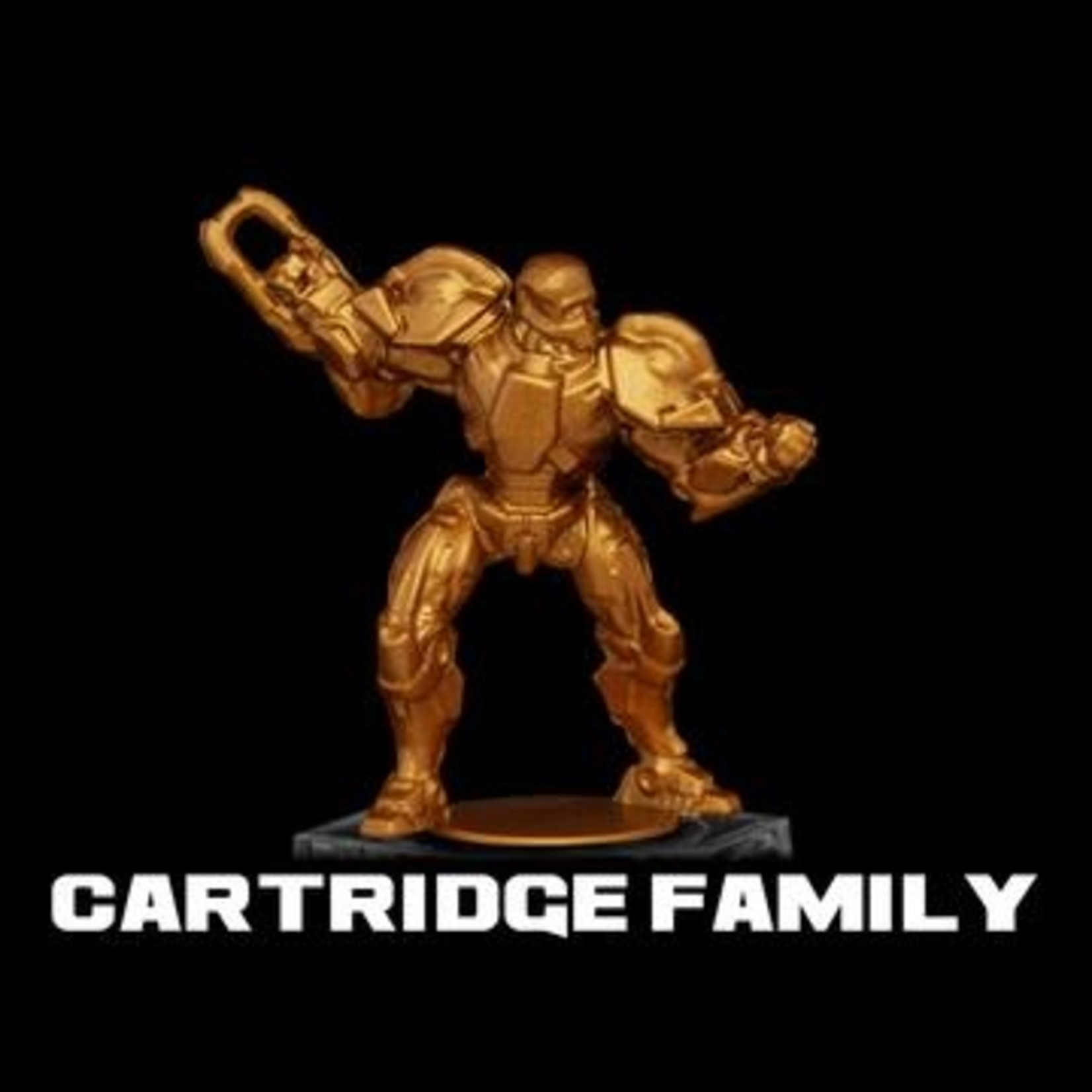 Turbo Dork Cartidge Family (Metallic)