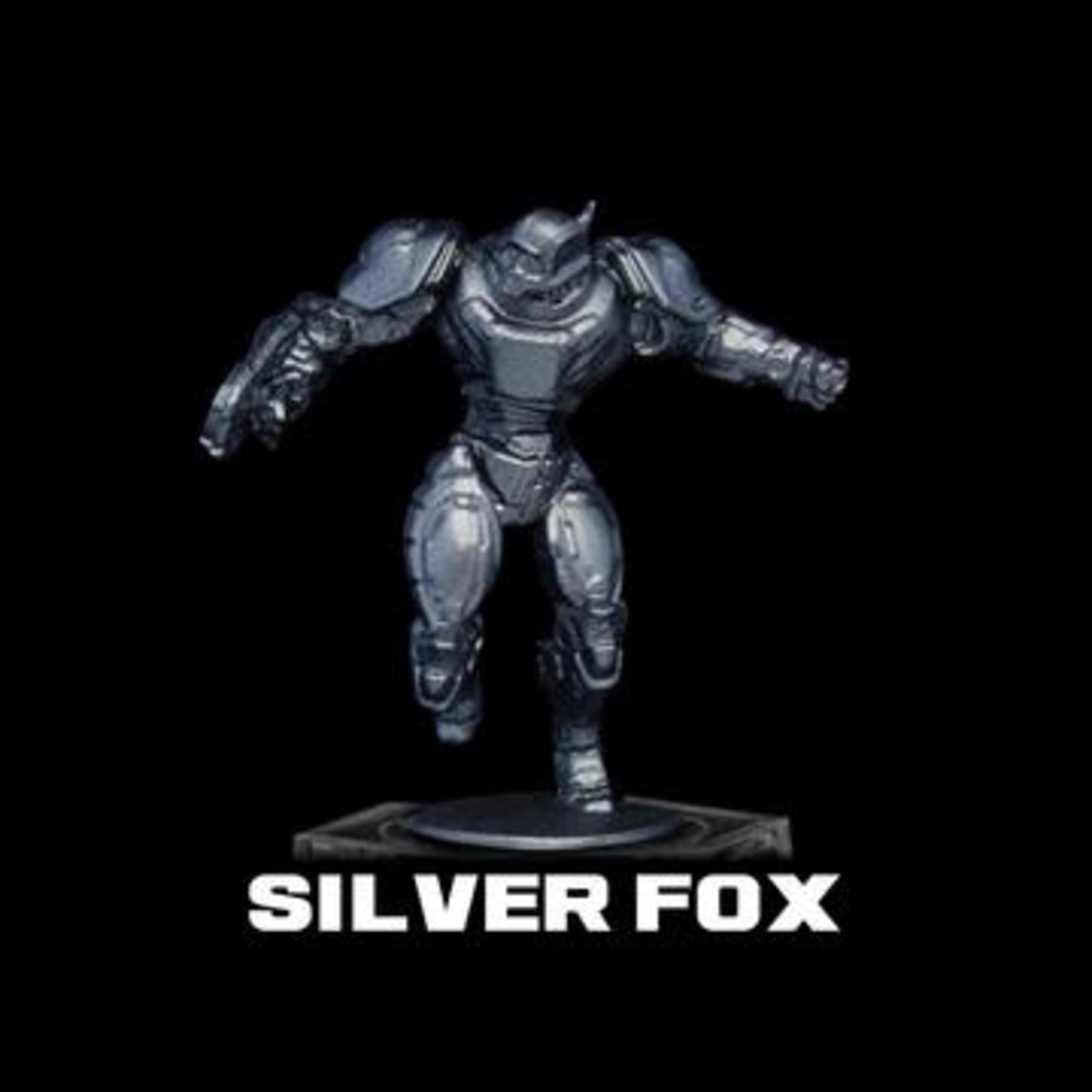 Turbo Dork Silver Fox (Metallic)