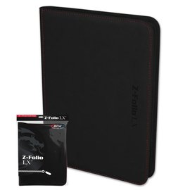 BCW Supplies 9-Pocket Z-Folio LX